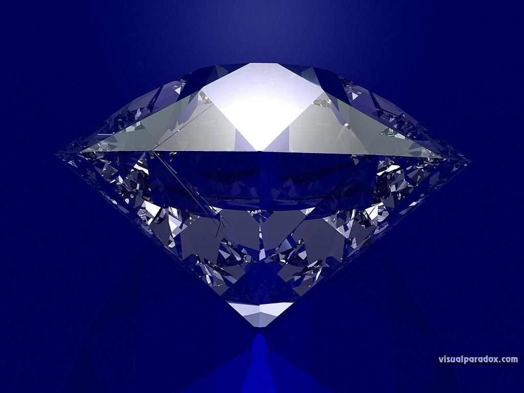 درخشش الماس  --- عکس زیبا و با کیفیت از الماس با درخشش و زیبایی خاص خودش