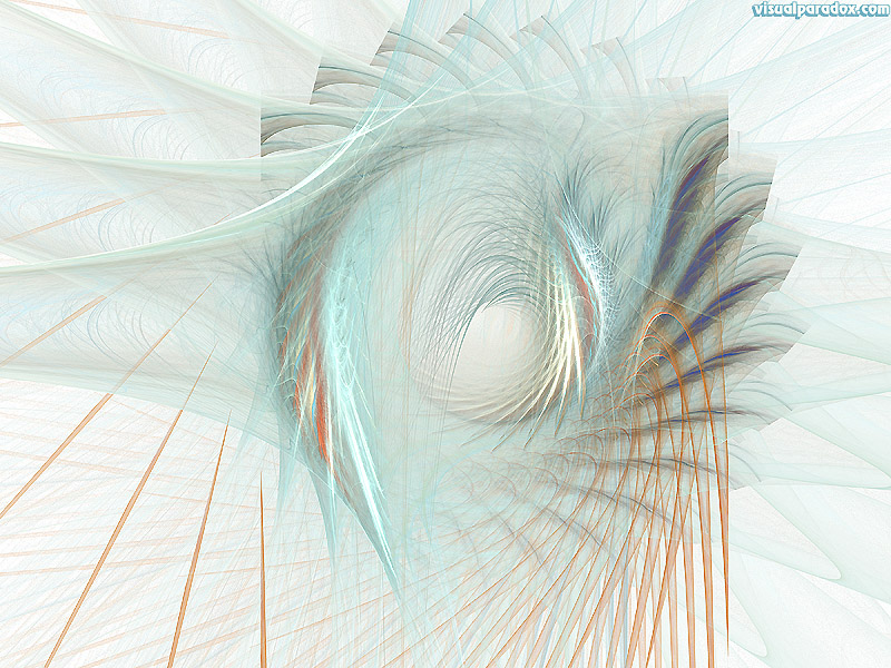 fractal, flame, light, rotate, spiral, twist, dream, catcher, 3d, wallpaper
