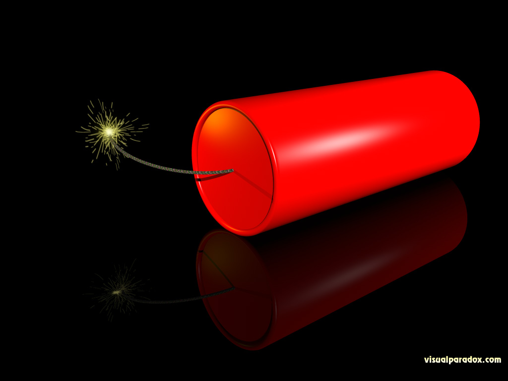 fireworks, forth of july, holiday, bang, boom, dynamite, tnt, explosive, bomb, 3d, wallpaper