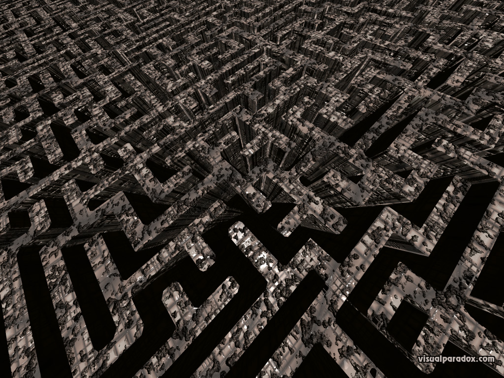 labyrinth, solve, riddle, game, puzzle, lost, confused, confusing, mazes, 3d, wallpaper