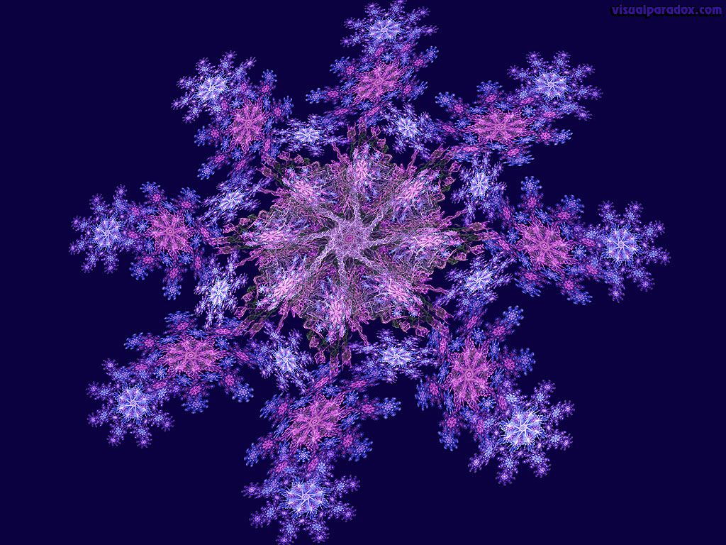 fractal, flame, julia, snow, closeup, 3d, wallpaper