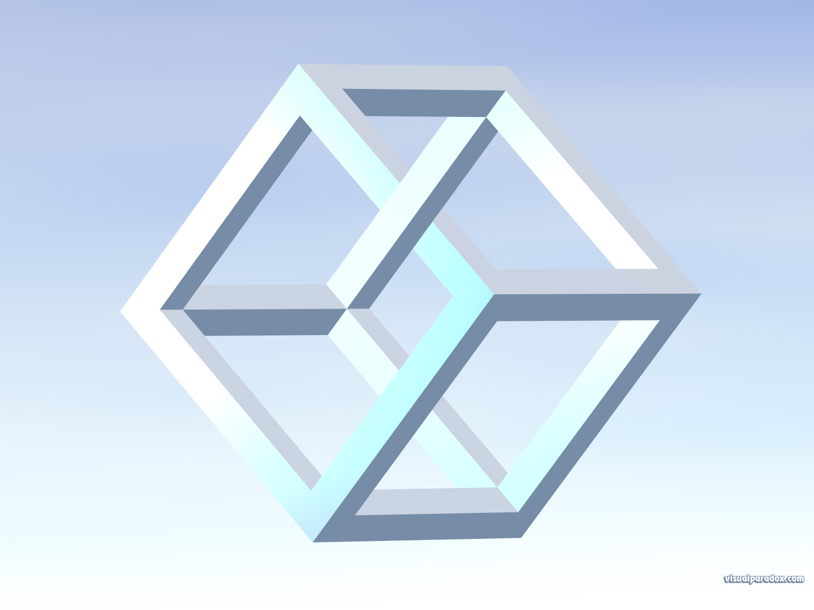 optical illusion illusions 3d cube paradox impossible visual box escher shape triangle why they wallpapers visualparadox