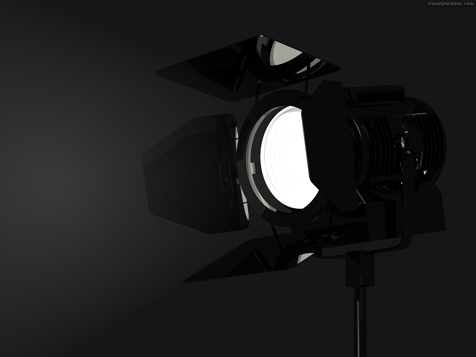 Limelight Lite Stage Screen Movie Set Light Gel