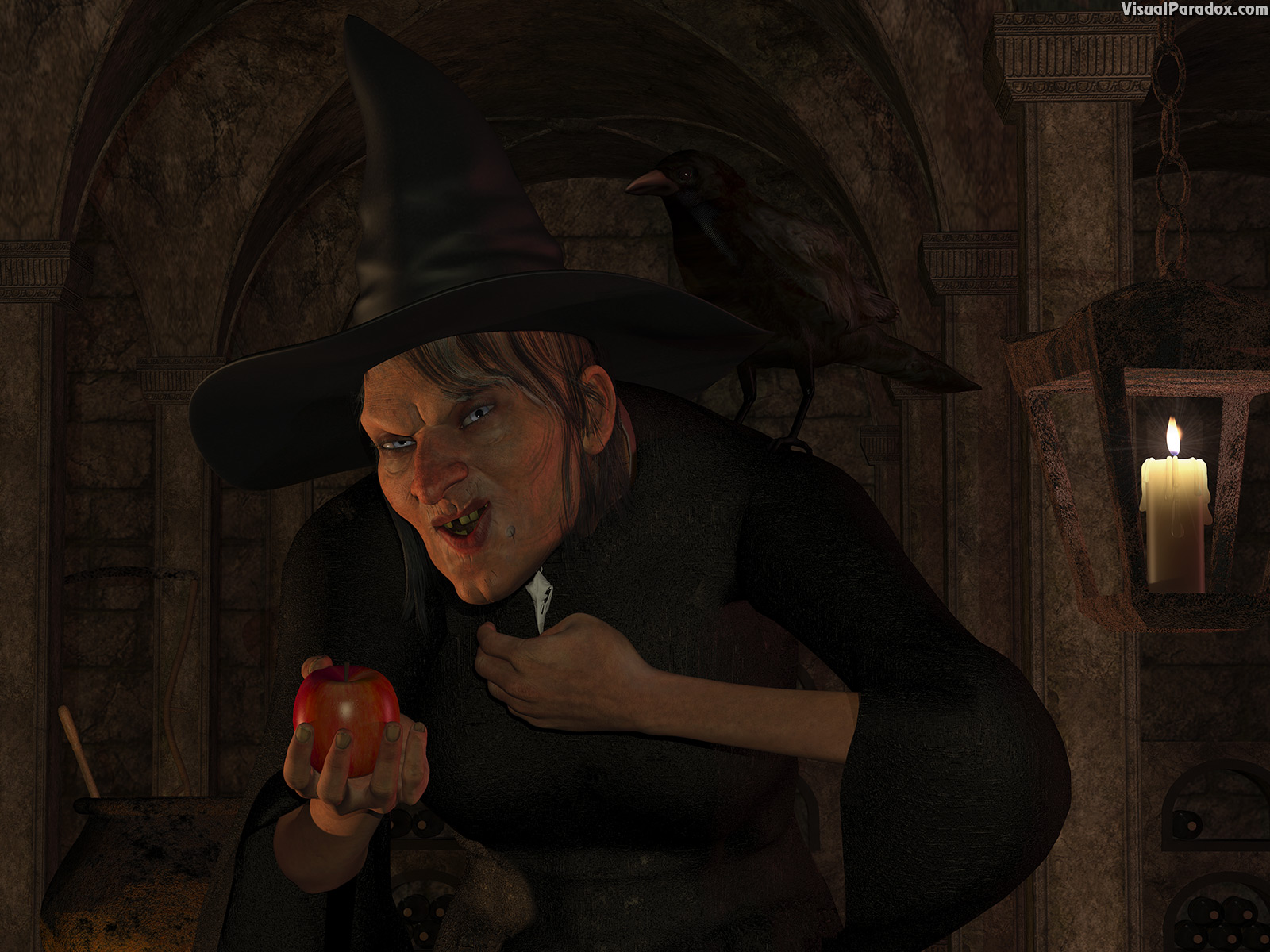 apple, black, cauldron, concept, costume, creepy, curse, day, demon, dress, eve, evil, fairytale, female, finger, food, fruit, giving, gothic, halloween, hand, holding, holiday, horrible, human, image, occasion, october, offering, old, poisonous, pot, raven, ripe, scary, sorceress, sorcery, spooky, tradition, traditional, ugly, wicked, witch, witchcraft, woman, crow, spell, cast, tainted, offer, poison, candle, pointed, hat, 3d, wallpaper