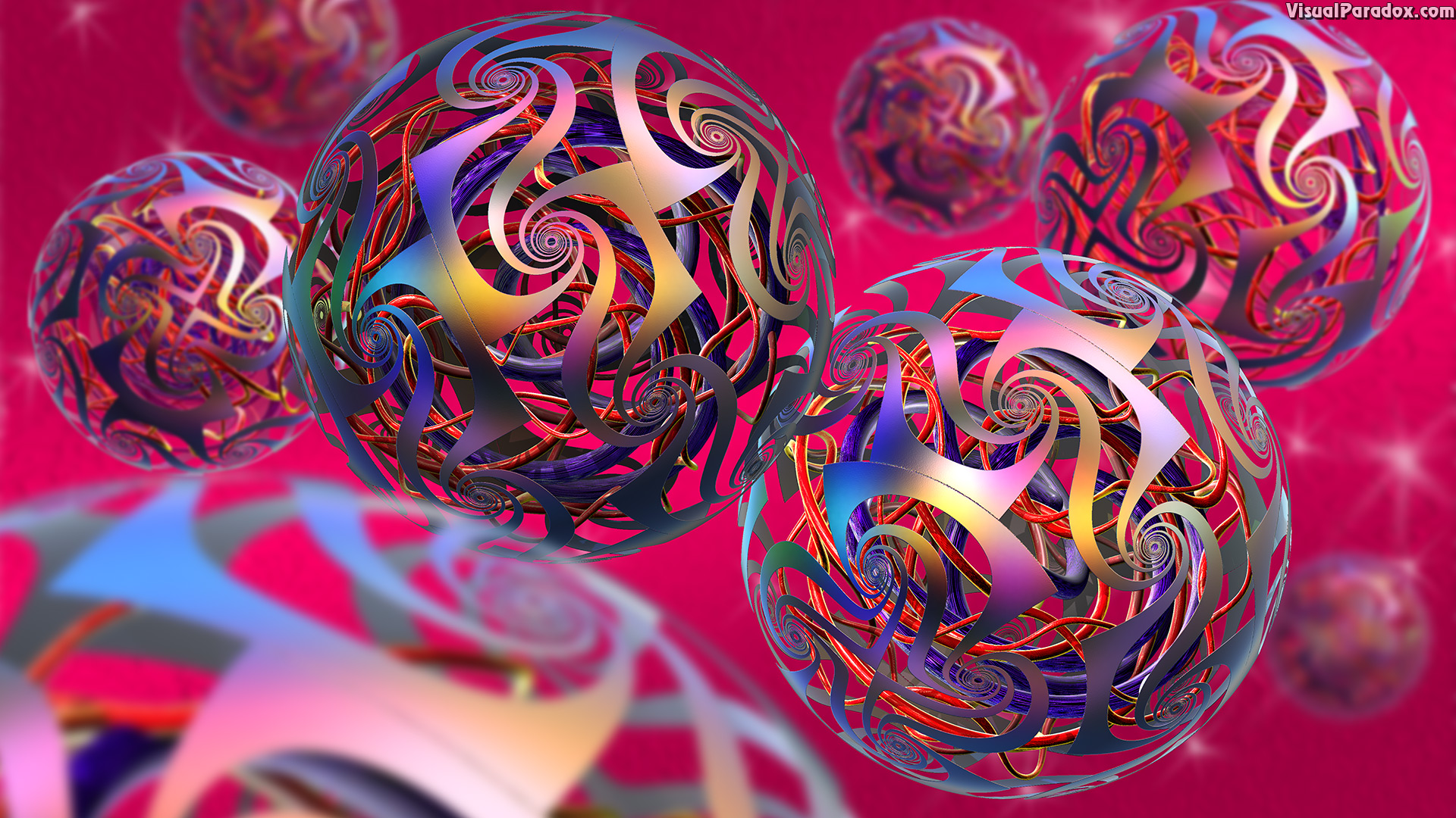 abstract, art, background, backgrounds, ball, beautiful, christmas, curled, curve, design, element, fractal, future, gold, graphic, helix, illustration, intricacy, lace, light, magic, mathematics, mystic, oracle, ornament, ornate, pattern, psychic, rainbow, round, scroll, shape, sphere, spiral, style, swirl, symbol, twist, twisted, vector, 3d, wallpaper