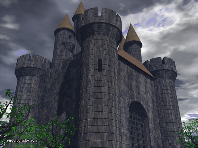 Visual paradox free 3d wallpaper castle approach multiple visual paradox free 3d wallpaper castle approach multiple wallpaper sizes voltagebd Choice Image