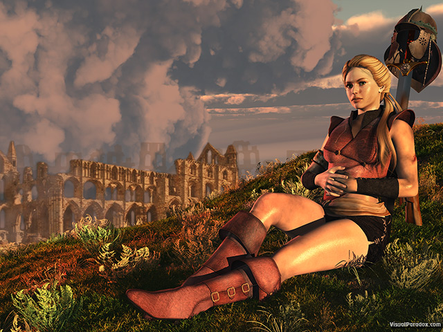 abbey, adult, aggressive, ancient, architecture, armor, armour, attractive, barbarian, battle, beautiful, beauty, building, castle, cathedral, caucasian, church, city, complete, danger, dangerous, elegance, face, fantasy, female, fight, girl, glisten, grass, history, hot, knight, lady, leather, lounge, mission, old, outdoor, person, portrait, pretty, quest, rest, retro, ruins, sack, sexy, sky, steel, sweat, sword, town, war, warrior, weapon, woman, young, free, 3d, wallpaper