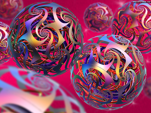 abstract, art, background, backgrounds, ball, beautiful, christmas, curled, curve, design, element, fractal, future, gold, graphic, helix, illustration, intricacy, lace, light, magic, mathematics, mystic, oracle, ornament, ornate, pattern, psychic, rainbow, round, scroll, shape, sphere, spiral, style, swirl, symbol, twist, twisted, vector, free, 3d, wallpaper