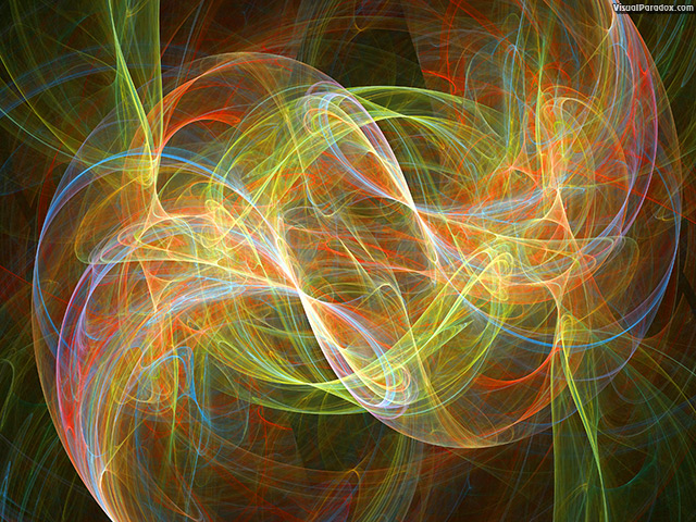 fractal, flame, spiral, swirl, twist, rotate, rainbow, design, infinity, figure, s,abstract, free, 3d, wallpaper