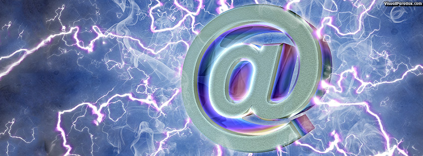 facebook, coverphoto, cover, @, abstract, at, atsign, blue, bolt, bright, charge, clouds, commercial, computer, concept, connection, danger, dark, dazzle, design, dramatic, electricity, electrifying, elements, email, energy, flash, illustration, internet, light, lightning, luminous, message, nature, night, object, power, powerful, radiance, send, shape, shiny, sign, sky, storm, strudel, symbol, technology, thunderstorm, weather, web, website, 3d