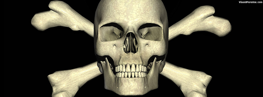 facebook, coverphoto, cover, adventure, anatomy, art, black, bone, bones, buccaneer, caution, cracker, creepy, crosbones, cross, crossbones, crossed, curse, danger, dangerous, dark, dead, deadly, death, design, die, evil, face, flag, grim, grunge, hacker, halloween, hazardous, head, horror, human, icon, isolated, jam, jaw, jolly, medical, old, pattern, piracy, pirate, pirates, poison, privateer, realistic, reaper, roger, sign, skeleton, skull, spooky, symbol, tattoo, teeth, toxic, vintage, warning, white, 3d